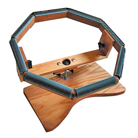 Chetic Rug Hooking Frame by Rug Hooking Frame With 14 Inside Octagonal Hooking