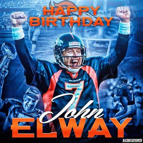 Elways Gift Card - john elway s birthday celebration happybday to