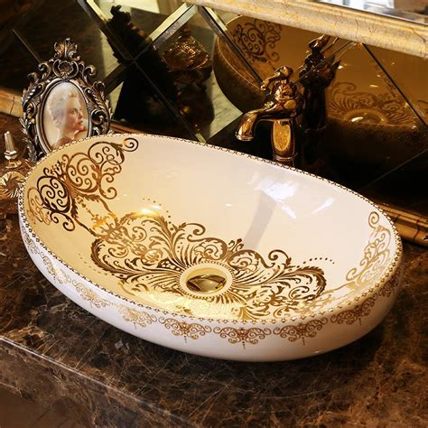 top 10 artistic bathroom sink designs top inspired best big new design oval shape europe vintage style art