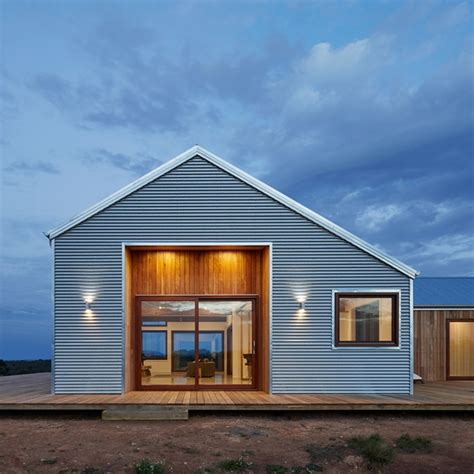 Steel Shed House by Metal Building Homes Modern And Eco Friendly Home
