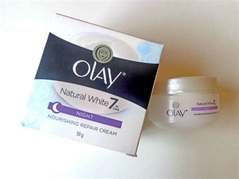 Olay White Review olay white 7 in 1 nourishing repair review