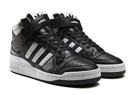 Shoe News From The Shiny Fashion Forum adidas forum mid refined sneakernews