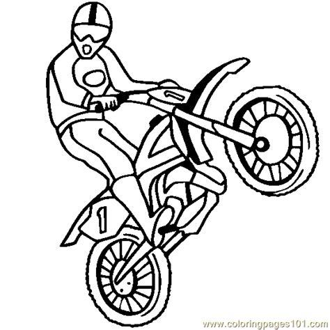15 dessins de coloriage motocross 224 imprimer sur laguerche page 1