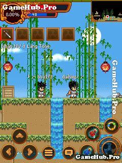 game ninja school online mod tải hack ninja school online 107 v9 cho java android