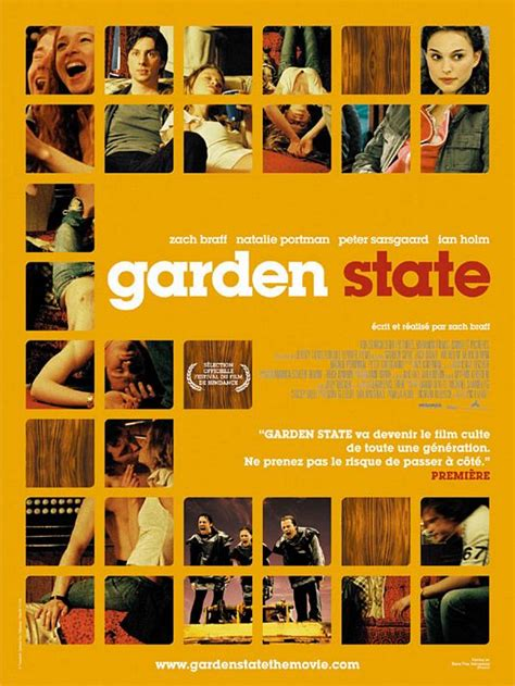 garden state poster 2 of 3 imp awards