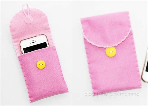 how to make a mobile cover with cloth 1000 images about diy fabric phone on diy phone cases cell phone pouch and