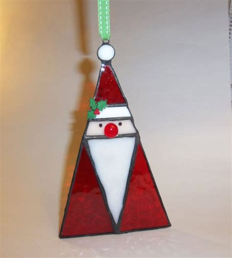 best 25 stained glass ornaments ideas on pinterest