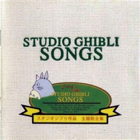studio ghibli film music studio ghibli songs