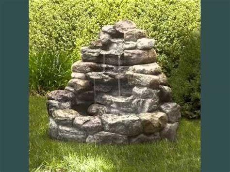 backyard water fountain collection fountains outdoor