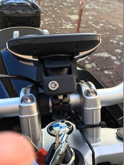 Navi Am Motorrad Montieren by Lenkerhalterung Mit Gummieinlagen F 252 R 216 22 25 4 Und Navi