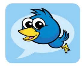twitter bird cartoon mascot character blue twitter bi flickr