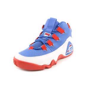 Fila Shoes Fila The 95 Leather Basketball Shoe Ebay