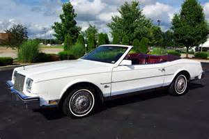 1983 Buick Riviera Convertible For Sale 1983 Buick Riviera Convertible 4 1l V 6