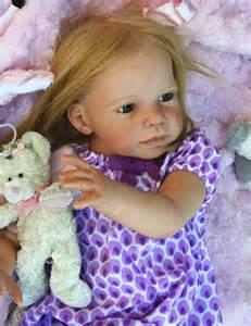 Lifelike reborn dream baby girl doll toddler realistic andres de