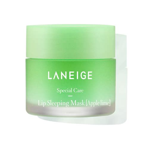 Laneige Lip Sleeping Mask 3gr skincare lip sleeping mask limited laneige int