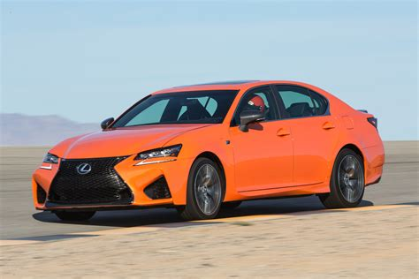 lexus gsf 2016 lexus gs f first test review motor trend