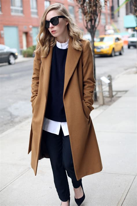 camel color coat 10 ways to wear a camel coat messiah