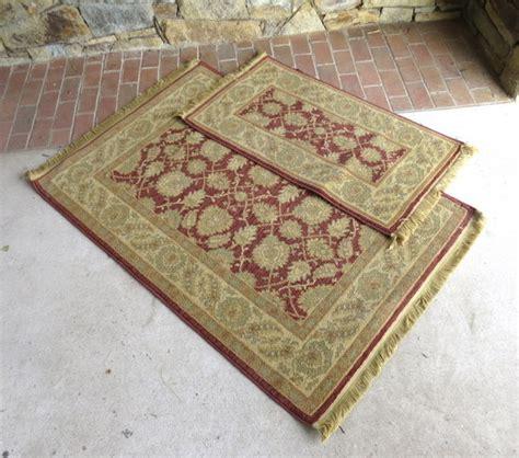brunswick rug mohawk home 65 x 41 quot harrington brunswick olefin area rug w runner bundle ebay