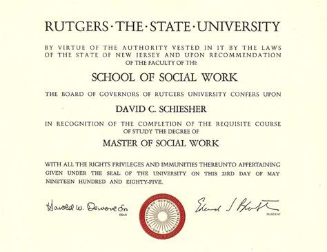 Rutgers Mba Credit Requirements by Information Technology Degree Rutgers Information