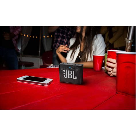 Speaker Wireless Jbl Go wireless portable speaker go jbl jblgoblk
