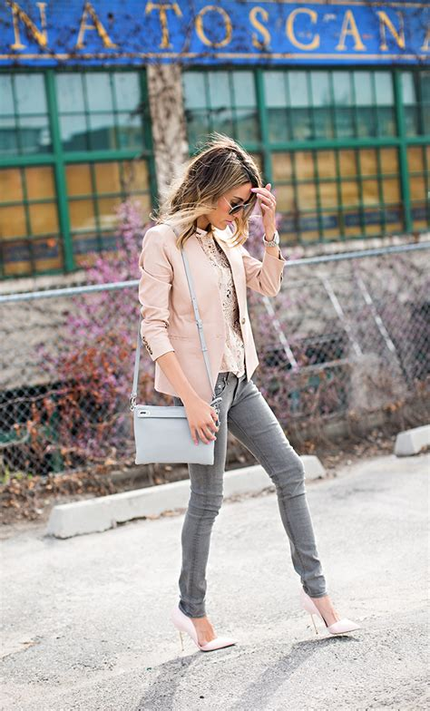 Is Wearing A by The Blush Pink Trend That Will Change Your Wardrobe