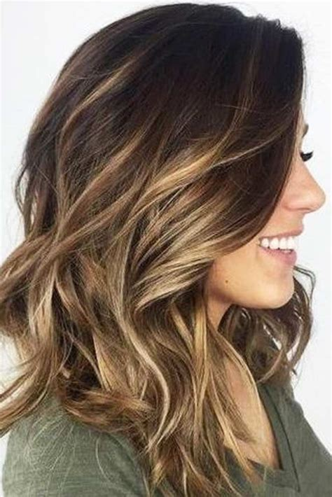 Hairstyles For Medium Hair Hair by 25 Beautiful Medium Length Haircuts Ideas On