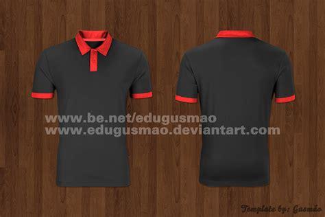 photoshop polo shirt template template blusa polo by edugusmao on deviantart