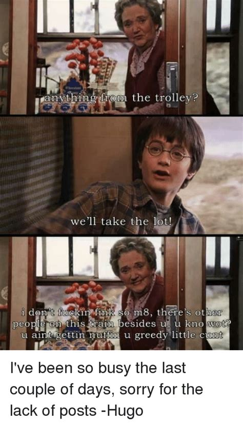 Harry Potter Trolley Meme - funny trolley memes of 2016 on sizzle apple