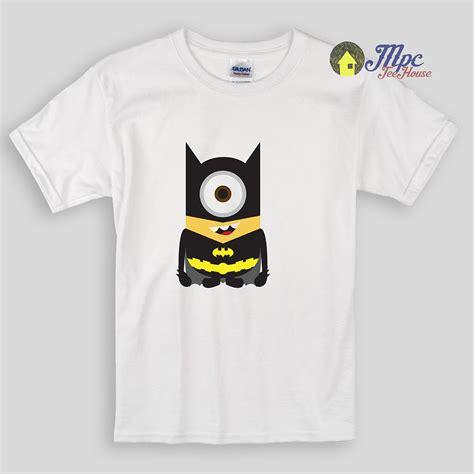 Batman Minion Hoodie minion batman t shirts mpcteehouse 80s tees