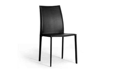 wholesale dining room chairs rockford black leather dining chair wholesale interiors