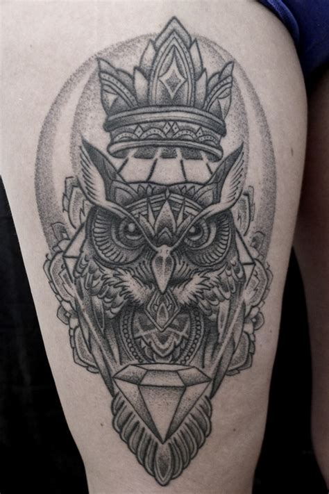 eyes owls mandalas jason corbett