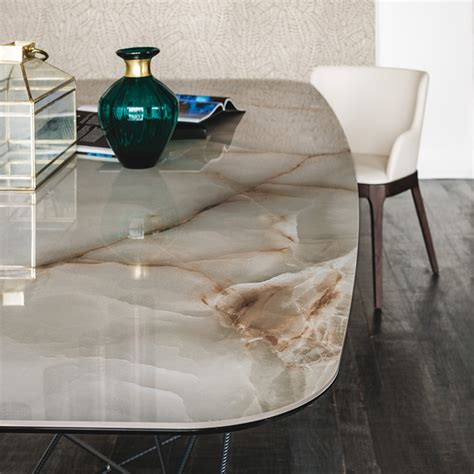 Keramik List 8x25 Ikas 02 cattelan italia gordon keramik table