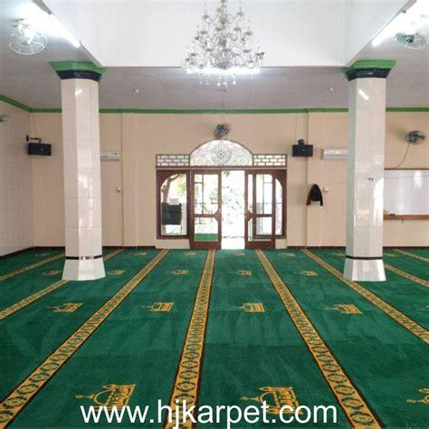 Karpet Masjid Tangerang pemasangan karpet masjid attaqwa paku jaya tangerang