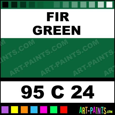 fir green fir green oil 24 set pastel paints 95 c 24 fir green
