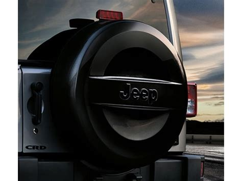 Jeep Back Wheel Cover Jeep Wrangler Spare Tire Cover Jeep Logo Part No