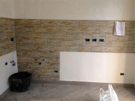 cucina piastrellata foto piastrellatura cucina di zappino costruzioni 126303