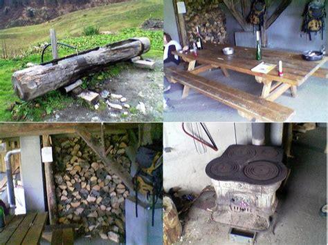 Un Poele A Bois 2634 by Refuge D Arbar 233 1812 M Cabane Non Gard 233 E
