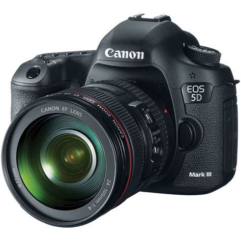 canon dslr canon eos 5d iii dslr with 24 105mm lens 5260b009