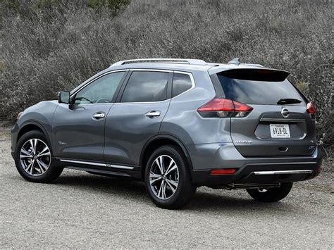 grey nissan rogue 2017 ratings and review 2017 nissan rogue hybrid ny daily news