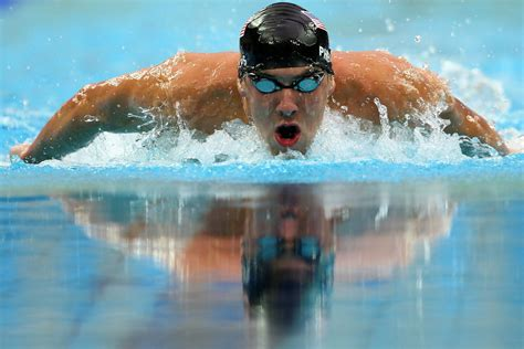 michael phelps in olympics day 6 swimming zimbio