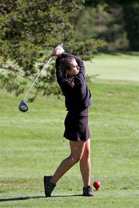 girls sectional golf tournament  crawford county