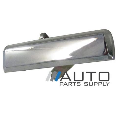 Outer Handle Chrome Ford ford falcon door handle rh rear outer chrome xd xe xf new
