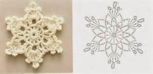 a few pretty crochet snowflakes crochet kingdom
