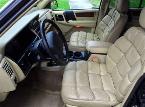 Zj Interior by Low Mileage Zj 9 000 Mile Jeep Grand