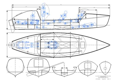 row boat building plans rowing boat plans andybrauer