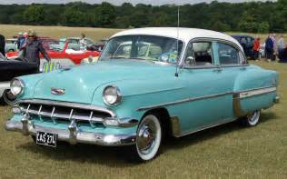 bel aor 1954 chevrolet bel air information and photos momentcar