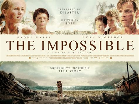 Film It S Impossible | it s impossible not to be moved by the impossible review