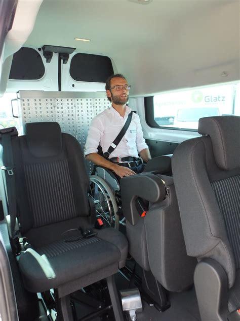 Rollstuhlgerechtes Auto Mieten by Kleinbusse Teilausbau 9 Sitzer Klein Pruckner