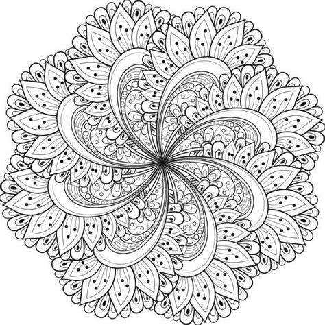 mandalas imagenes para descargar 3810 best раскраски images on pinterest adult coloring