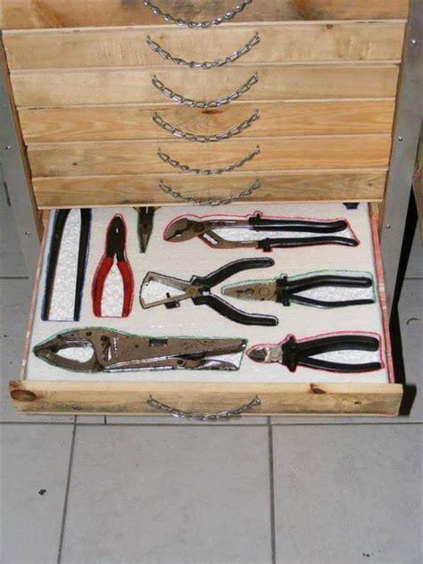 diy tool storage cabinet pallet tool storage cabinet diy tutorial